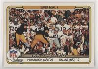 Pittsburgh Steelers Team, Dallas Cowboys Team