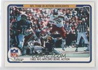 1982 AFC-NFC Pro Bowl Action