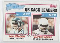 Joe Klecko, Curtis Greer