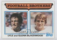 Football Brothers - Lyle and Glenn Blackwood