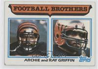 Football Brothers - Archie and Ray Griffin [GoodtoVG‑EX]