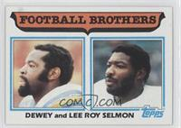 Football Brothers - Dewey and Lee Roy Selmon