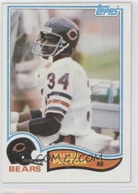 1982 Topps - [Base] #302 - Walter Payton