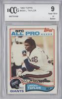Lawrence Taylor [BCCG Near Mint]
