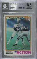 Lawrence Taylor [BGS8.5NM‑MT+]