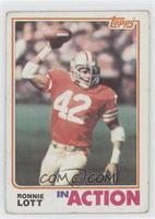 e2c01c2b3 Ronnie Lott Football Cards