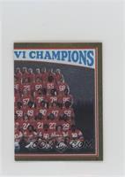Super Bowl XVI Champions