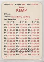 Bobby Kemp