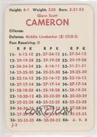 Glenn Cameron