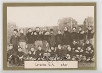 Latrobe A.A. - 1897