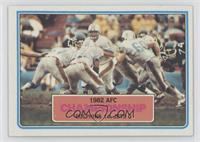 1982 AFC Championship - Dolphins vs. Jets