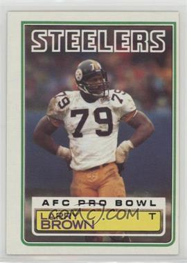 1983 Topps - [Base] #359 - Larry Brown
