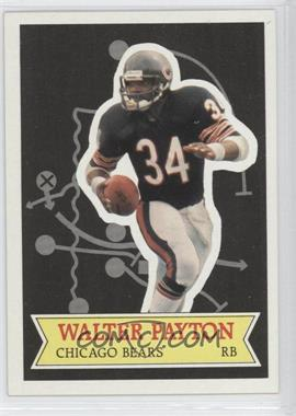 1984 Topps - Glossy Send-In #3 - Walter Payton