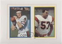 Jim McMahon, Reggie Williams