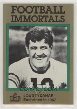 1985-88 Football Immortals - [Base] #111 - Joe Stydahar