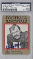 Dick Butkus [PSA/DNA Certified Auto]