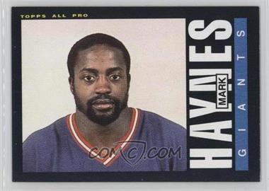 1985 Topps - [Base] #117 - Mark Haynes