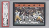 Chicago Bears Team [PSA 8.5]