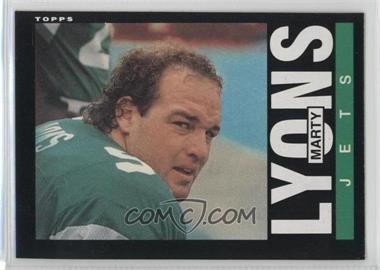 1985 Topps - [Base] #343 - Marty Lyons