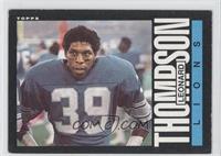 Leonard Thompson