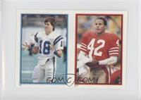 Ronnie Lott, Mike Pagel