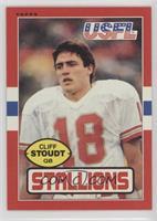 Cliff Stoudt