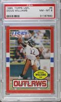 Doug Williams [PSA 8]