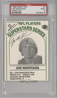 Joe Montana [PSA9MINT]