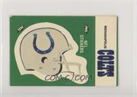Indianapolis Colts (Helmet; Razzles)