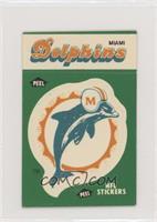 Miami Dolphins (Team Logo)