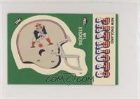 New England Patriots (Helmet)
