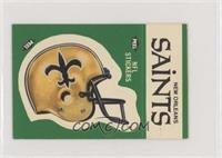 New Orleans Saints (Helmet)