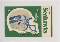 Seattle Seahawks (Helmet; Razzles)