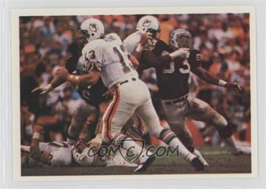 1986 Jeno's Pizza Rolls NFL Action Stickers - Food Issue [Base] #34 - A Record-Setting Day for Marino