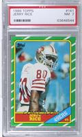 Jerry Rice [PSA 7]