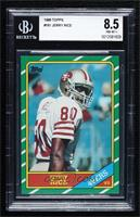 Jerry Rice [BGS 8.5 NM‑MT+]