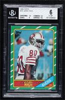 Jerry Rice [BGS 6 EX‑MT]