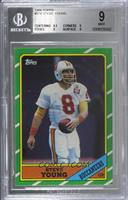 Steve Young [BGS 9 MINT]
