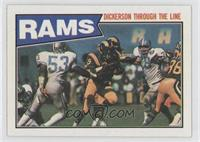 Dickerson Through The Line (Eric Dickerson)