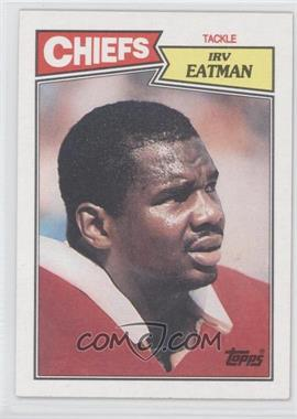 1987 Topps - [Base] #166 - Irv Eatman