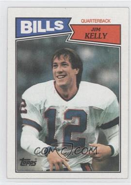 1987 Topps - [Base] #362 - Jim Kelly