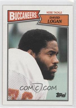 1987 Topps - [Base] #391 - David Logan