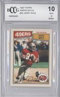 Jerry Rice [ENCASED]