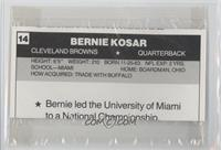 Bernie Kosar