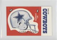Dallas Cowboys Team (helmet)