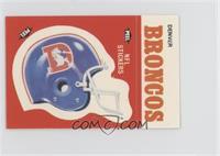Denver Broncos Team