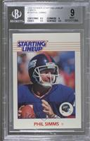 Phil Simms [BGS 9 MINT]