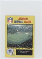 Dallas Cowboys - Texas Stadium