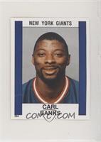 Carl Banks [GoodtoVG‑EX]