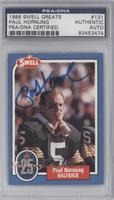 Paul Hornung [PSA/DNA Certified Auto]